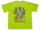 Gear No: TS67  Name: T-Shirt, LEGO Club Lime Green