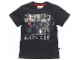 Gear No: TSBioGL2  Name: T-Shirt, Bionicle Guardian of Life (Dark Blue)