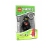 Gear No: UT21264-3  Name: Mini Torch Minifigure Flashlight Key Chain Ninjago Cole