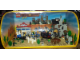 Gear No: WesCowAM1  Name: Display Assembled Set, Wild West Western Cowboys in Plastic Case