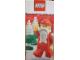 Gear No: XmasBan08  Name: Display Flag Cloth, Santa with Trees