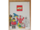 Gear No: addressbook2  Name: Address Book, Minifigures Pattern