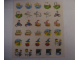 Gear No: b00timestk  Name: Sticker, Time Teacher Activity Book Sticker Sheet