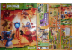Gear No: b11compnjoNL  Name: Competition Form for Winning Ninjago Sets (Dutch) with Sticker Sheet