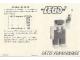 Gear No: b59da6  Name: Competition Form, 1959 Danish