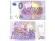 Gear No: banknote08  Name: Banknote, 0 Euro LEGOLAND FERIENDORF - Architecture Pattern