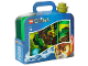 Gear No: bb0760  Name: Lunch Box Set, Legends of Chima, Green
