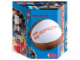Gear No: bb0980  Name: Ball, Inflatable Basketball, Mini - LEGO Sports and NBA Logo Pattern
