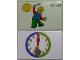 Gear No: bb1055b  Name: Flash Card, Cardboard, Time Teacher 07:00