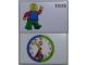 Gear No: bb1063b  Name: Flash Card, Cardboard, Time Teacher 10:35