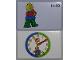 Gear No: bb1064b  Name: Flash Card, Cardboard, Time Teacher 11:10
