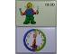 Gear No: bb1066b  Name: Flash Card, Cardboard, Time Teacher 12:30