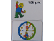 Gear No: bb1067  Name: Flash Card, Cardboard, Time Teacher 1.05 p.m.