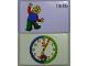 Gear No: bb1067b  Name: Flash Card, Cardboard, Time Teacher 13:05