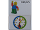 Gear No: bb1068  Name: Flash Card, Cardboard, Time Teacher 1.30 p.m.
