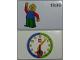 Gear No: bb1068b  Name: Flash Card, Cardboard, Time Teacher 13:30