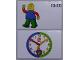 Gear No: bb1069b  Name: Flash Card, Cardboard, Time Teacher 13:50