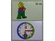 Gear No: bb1071b  Name: Flash Card, Cardboard, Time Teacher 15:15