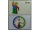 Gear No: bb1072b  Name: Flash Card, Cardboard, Time Teacher 15:30