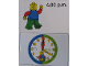 Gear No: bb1073  Name: Flash Card, Cardboard, Time Teacher 4.00 p.m.