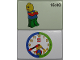 Gear No: bb1074b  Name: Flash Card, Cardboard, Time Teacher 16:40