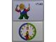 Gear No: bb1075b  Name: Flash Card, Cardboard, Time Teacher 17:30