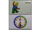 Gear No: bb1076b  Name: Flash Card, Cardboard, Time Teacher 18:30