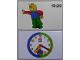 Gear No: bb1077b  Name: Flash Card, Cardboard, Time Teacher 19:20