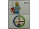 Gear No: bb1078b  Name: Flash Card, Cardboard, Time Teacher 20:15