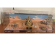 Gear No: bb1152  Name: Display Assembled Sets, Large Plastic Case for Star Wars Tatooine Scene (shows 9490, 9516 and 9496)