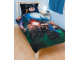 Gear No: bedsethp01  Name: Bedding, Duvet Cover and Pillowcase (135 x 200 cm) - Harry Potter