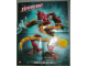 Gear No: bionposter03  Name: Bionicle Poster, Barraki (WORK_U-4309)