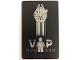 Gear No: blackvipcard  Name: Black VIP Members Card (Unnamed)