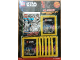 Gear No: bosw002de  Name: Sticker, Star Wars, Blue Ocean Multipack 1 (German)