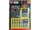 Gear No: bosw004de  Name: Sticker, Star Wars, Blue Ocean Multipack 3 (German)