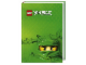 Gear No: cal13njoDE  Name: Calender, Ninjago 2013 (Hardcover Book)