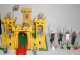 Gear No: castle  Name: Yellow Castle (Glued)