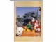 Gear No: cc06llc  Name: Christmas Card - 2006 Legoland California, Santa on Pirate Ride