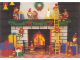 Gear No: cc85ukbc  Name: Christmas Card - 1985 (Exclusive for UK Lego Builders Club)