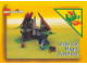 Gear No: cc93lbc3  Name: Collector Card - 1993 Card Majisto's Magic Workshop - Lego Builders Club