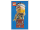 Gear No: cc97lbc2  Name: Collector Card - 1997 Card Big Chief Rattlesnake - Lego Builders Club