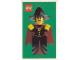 Gear No: cc97lbc3  Name: Collector Card - 1997 Card Hubble Bubble - Lego Builders Club