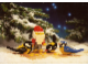 Gear No: ccukbc2  Name: Christmas Card - Year Unknown (Exclusive for UK Lego Builders Club)