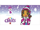 Gear No: clikits117pb05  Name: Gift Tag, Clikits 5 (2004 Advent Calendar, Day 14)