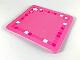 Gear No: clikits289  Name: Memo Pad Clikits - Dark Pink and White Squares on Pink