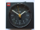 Gear No: clk11  Name: Clock Unit, Braun Quartz with Lego Logo Pattern