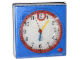 Gear No: clk12  Name: Clock Unit, Plain with Black Numbers