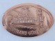 Gear No: coin53  Name: Pressed Euro Five Cent Piece - Legoland Günzburg Pirate Boat Pattern