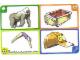 Gear No: create103  Name: Creationary Game Card 103 Gorilla