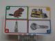 Gear No: create43  Name: Creationary Game Card 43 Beaver